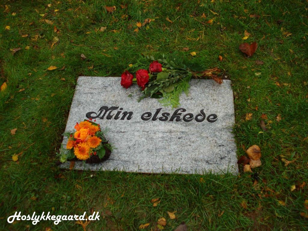 Min fars gravsten