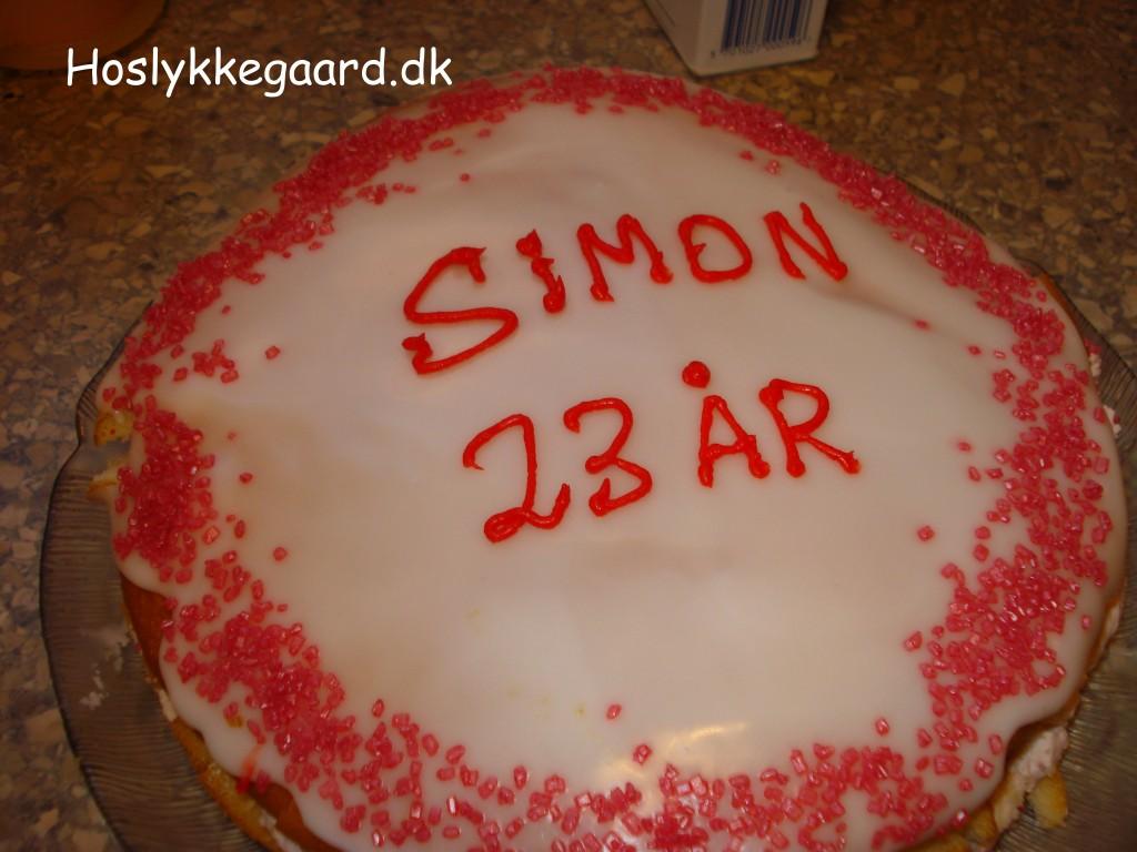 Simon 23 år 10/8