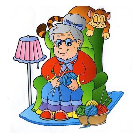 bedstemormedstrik