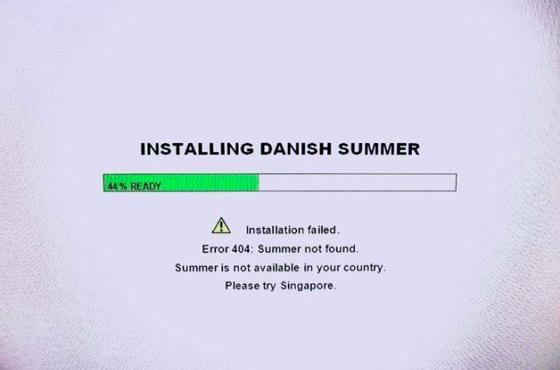 installing-danish-summer