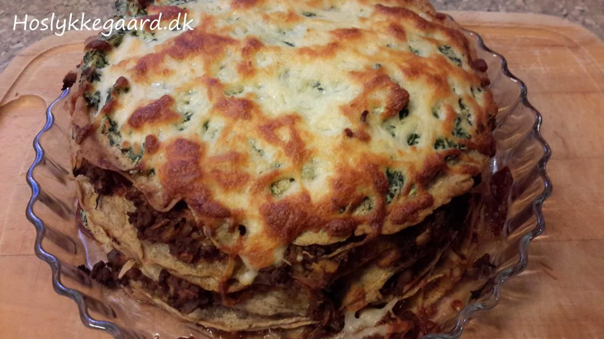 Pandekage lasagne