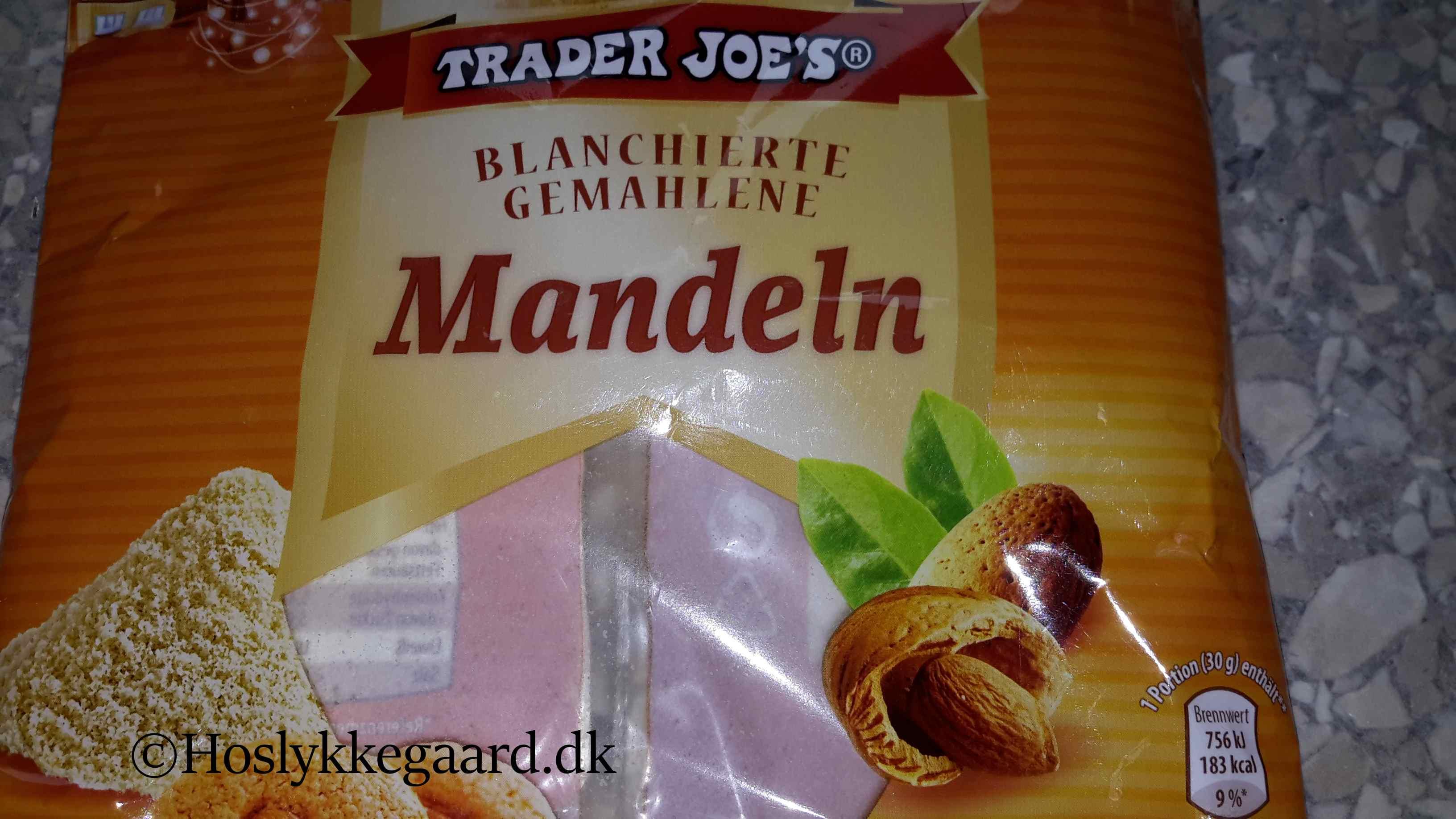 Mandel brød